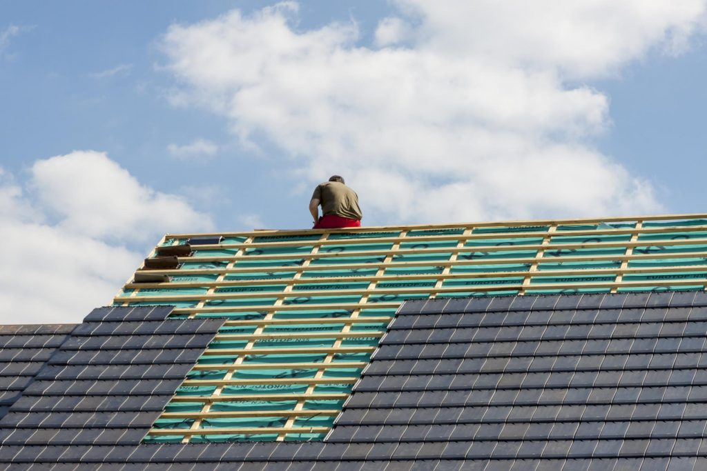 affordable roof replacement service